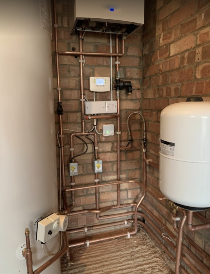 customer story worcester boiler repair