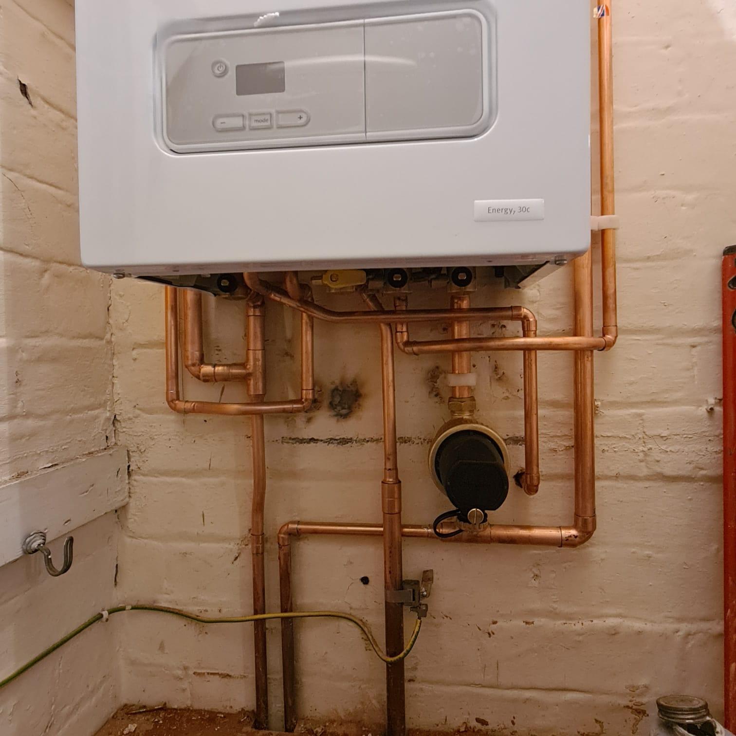 boiler service Worcester