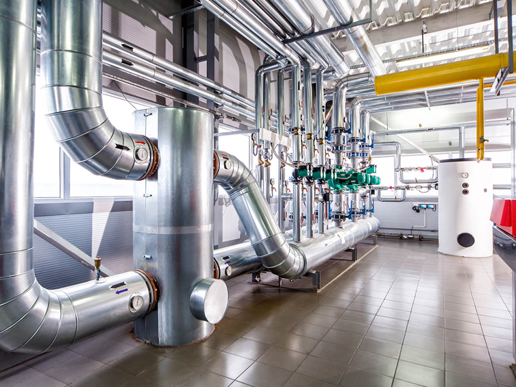 commercial heating worcester