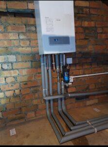 worcester boiler service work